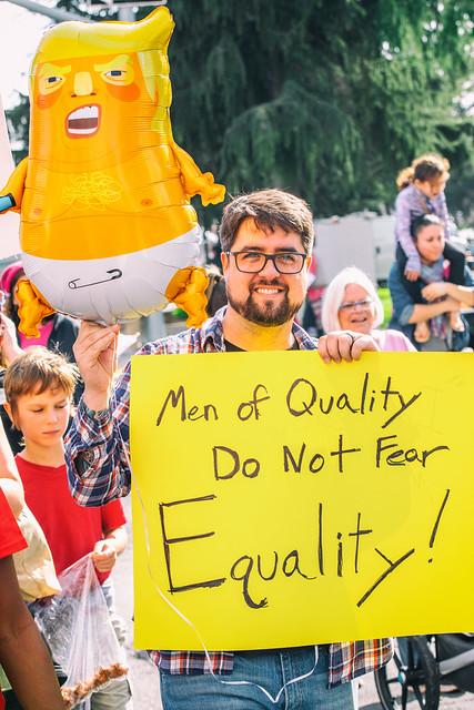 Women's March Oakland 2019