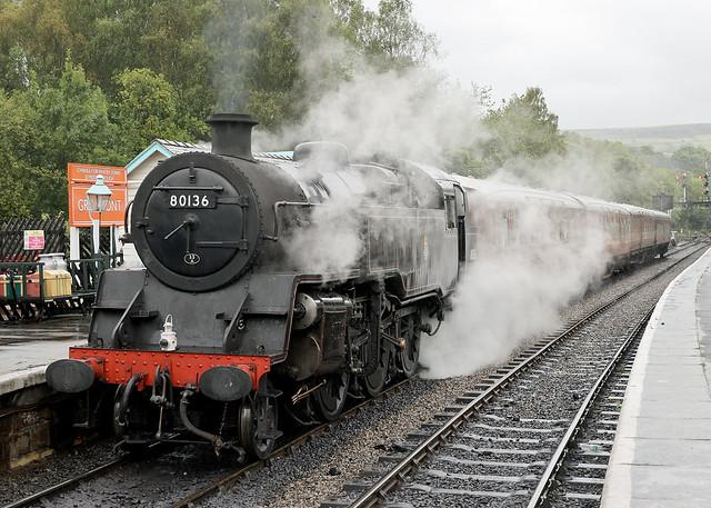80136 BR Standard Class 4 2-6-4T