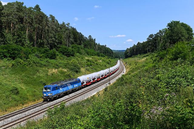 ČD Cargo 383 011 Sinngrün (9428n)