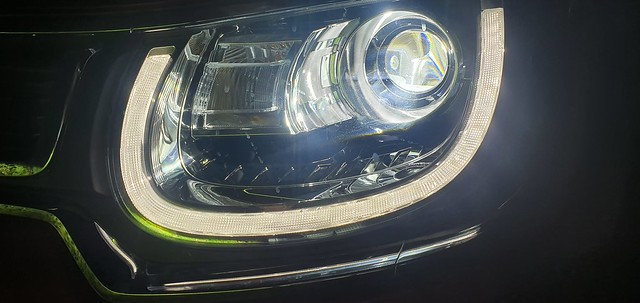 LED Front Licht