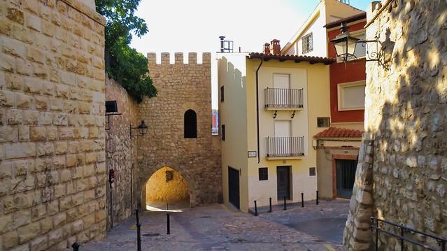 Puerta de Daroca, Teruel
