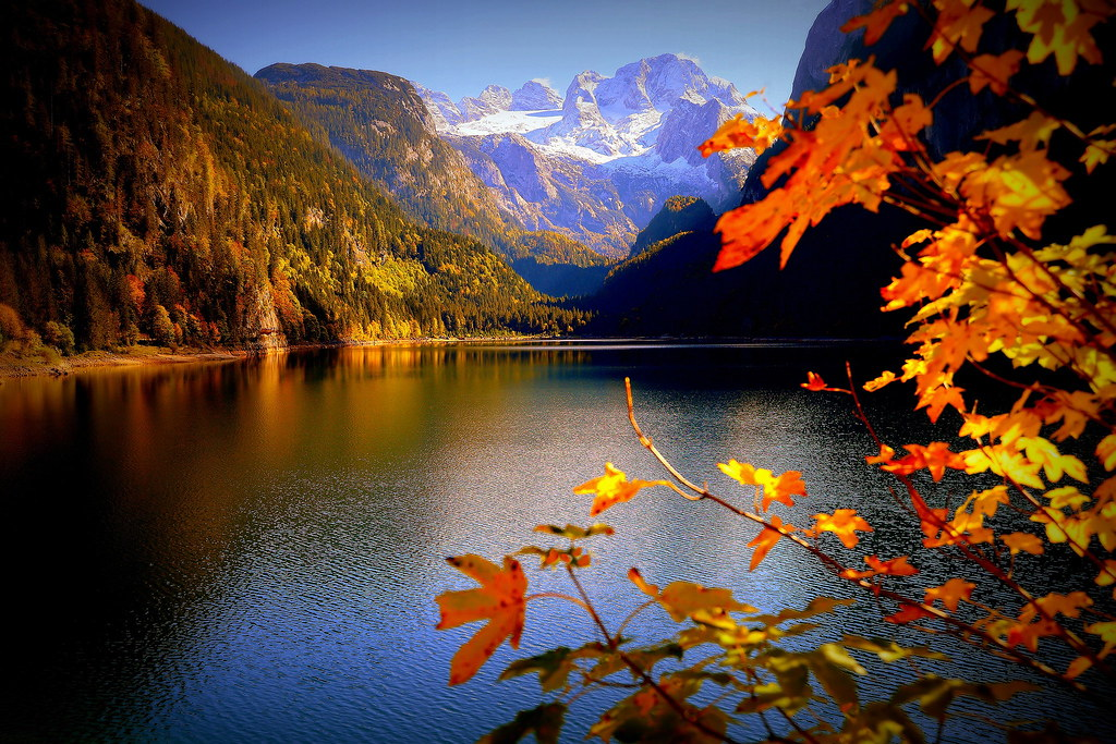 Autumn that steals the heart