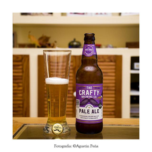 The Crafty Brewing Company Irish Pale ALE