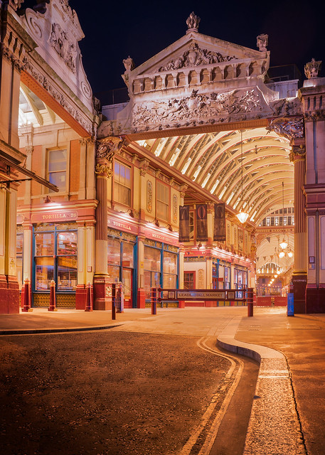 Leadenhall Market, London (Explored)
