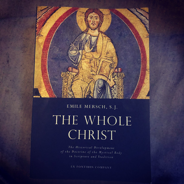 The Whole Christ by Emile Mersch