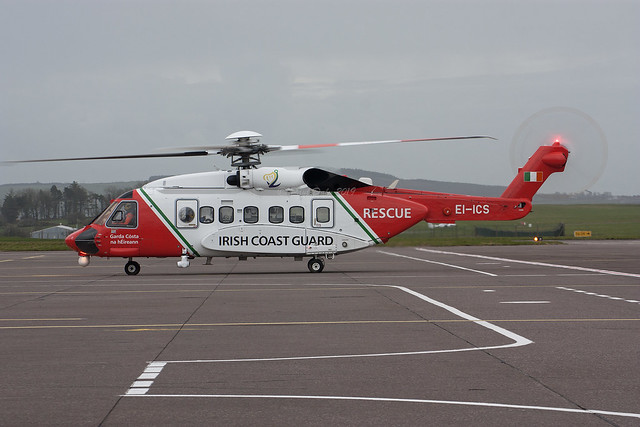 EI-ICS Sikorsky S-92A CHC Ireland