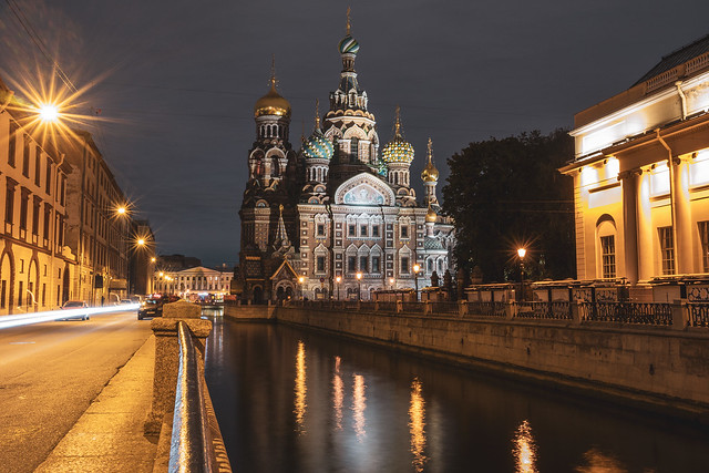 Church of the Savior on Spilled Blood (Explored)