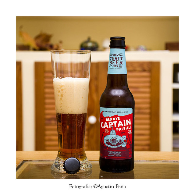 Red Rye Captain Pale Ale