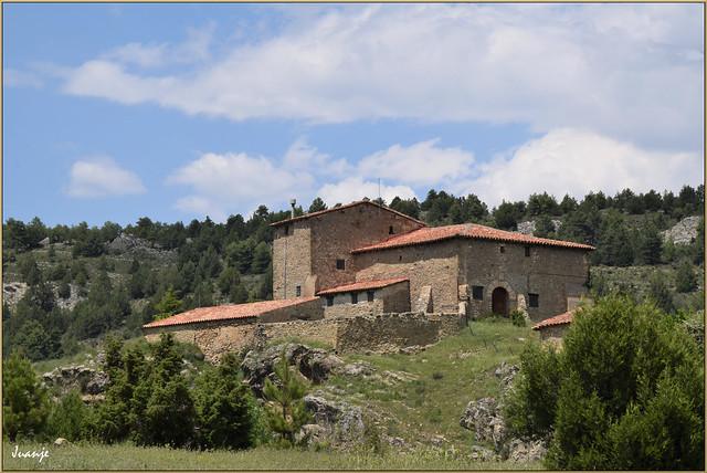 Caserón (El Vallecillo, Aragón, España, 10-6-2021)