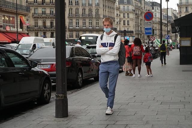 Rue Saint-Lazare - Paris (France)