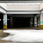 mall parking/late fall