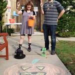 Chalk it up Halloween Edition