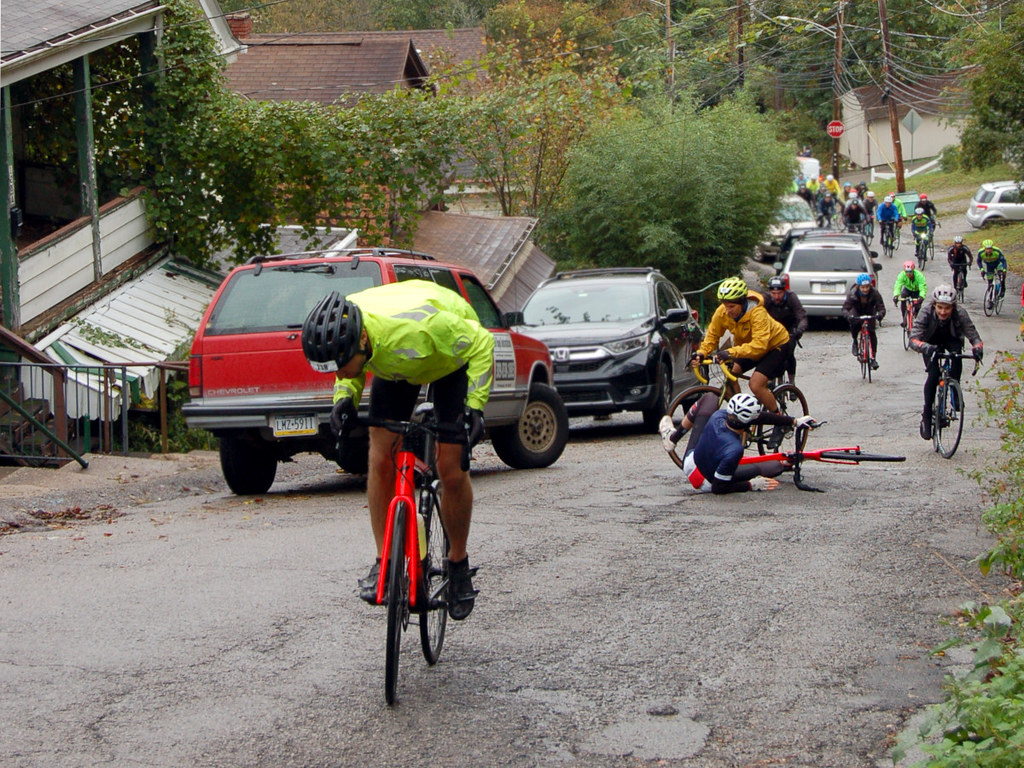 Dirty Dozen riders