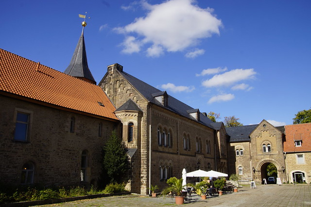Kloster Ilsenburg 07-10-2021