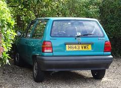 1991 Volkswagen Polo Fox