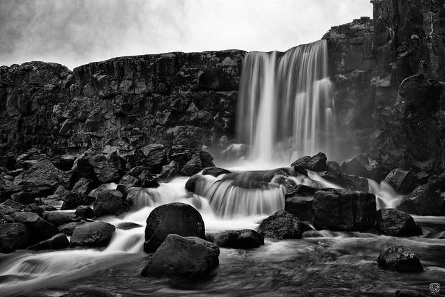 Iceland - Öxarárfoss