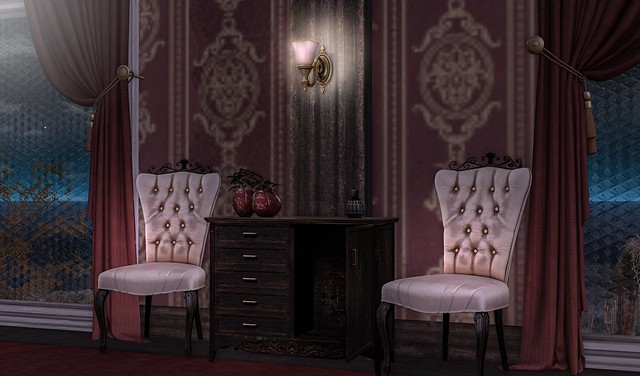 Look 1922 - DRD's Scarlett Hotel