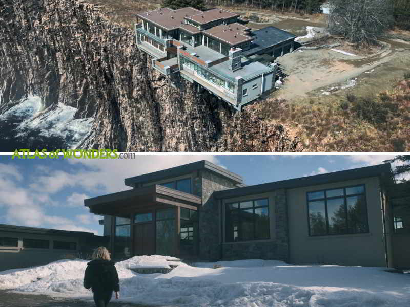 Bode cliff house