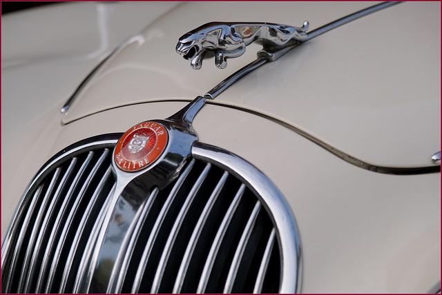 Jaguar 3.4 litre