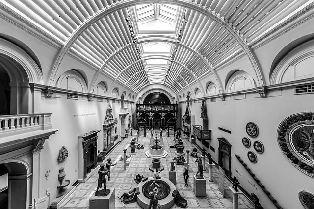 the paul and jill ruddock gallery
