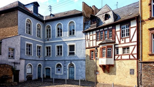 Traben-Trarbach Oberamtsgebäude 16. Jhd