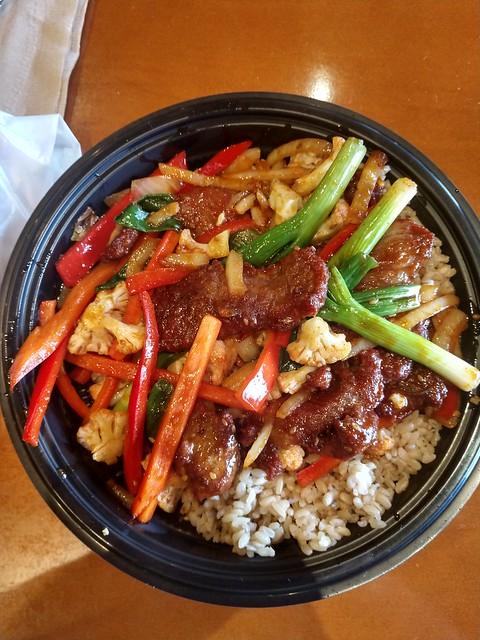 Spicy Korean BBQ