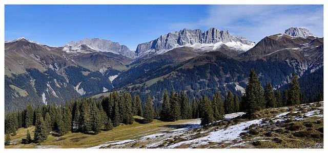 Drusenfluh / Rätikon (Graubünden)