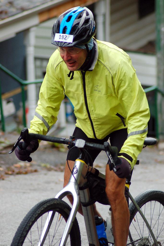 Dirty Dozen rider