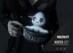 Violetility - Bootea Gift
