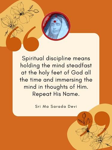 Quotation Sri Sarada Devi