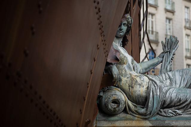 Le Naufrage de Neptune, Ugo Schiavi - Le Voyage à Nantes, 2021