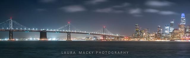Bay Bridge to SF