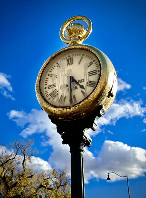 The Spitz Clock
