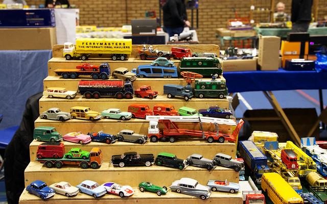 Model vehicles at Gateshead Toy Fair   IMG_7413