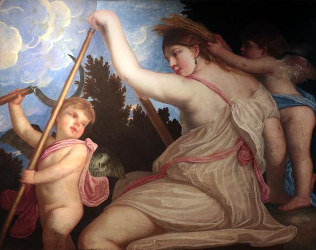 Giovanni Segala (Murano, 1663 – Venezia, 1720)  allegoria della vanità - Ca' Rezzonico - Pinacoteca Egidio Martini Venice