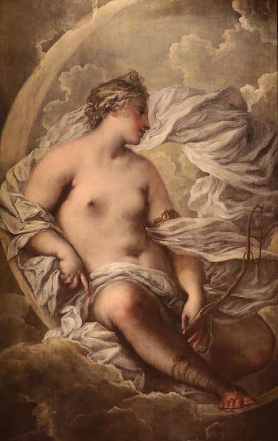 Pietro Liberi, detto anche Libertino (Padova, 1605 – Venezia, 1687) - Diana - Ca' Rezzonico, Venezia