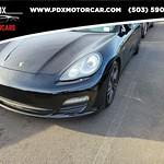 Porsche Panamera $25995