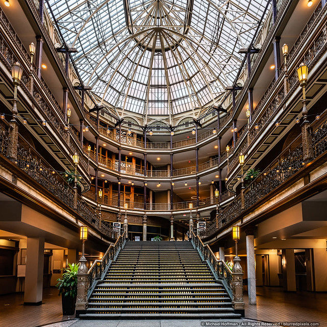 Cleveland's Crystal Palace (The Arcade)
