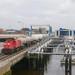 DBC 6413 + keteltrein | 62311 | 14-08-2021 | Oosterveldweg, Farmsum