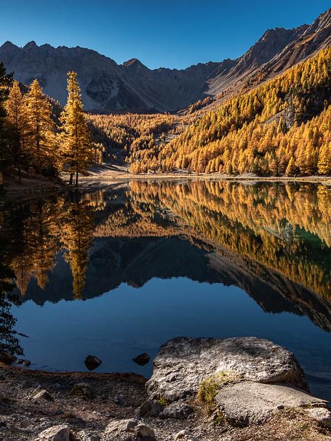 L'automne à Orceyrette