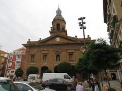 Santiago Church, Plaza  de Raso, Calahorra, La  Rioja, Spain