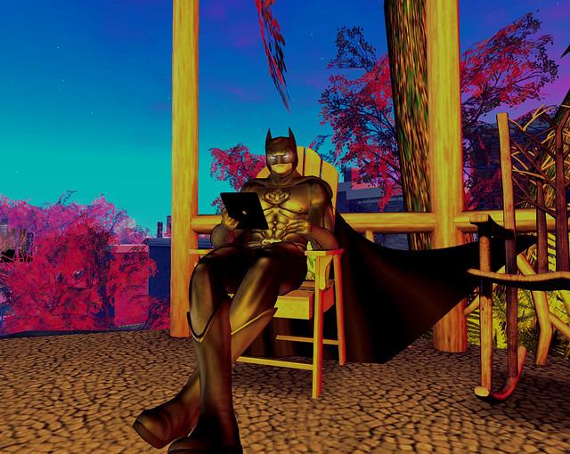 Creaations Park  - Batman Does Poetry