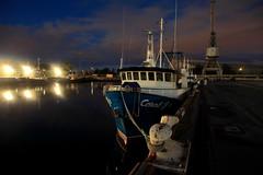 Dock No 2 at Night