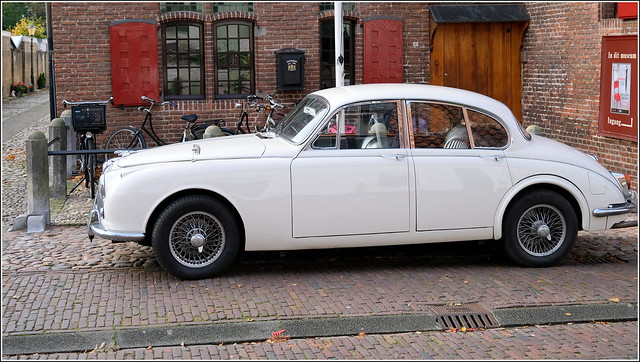 Jaguar 3.4 litre...