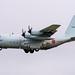 VC-61 C-130R #9052 @ NAF Atsugi