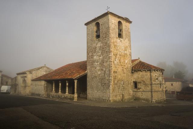 Campisábalos, iglesia de San Bartolomé