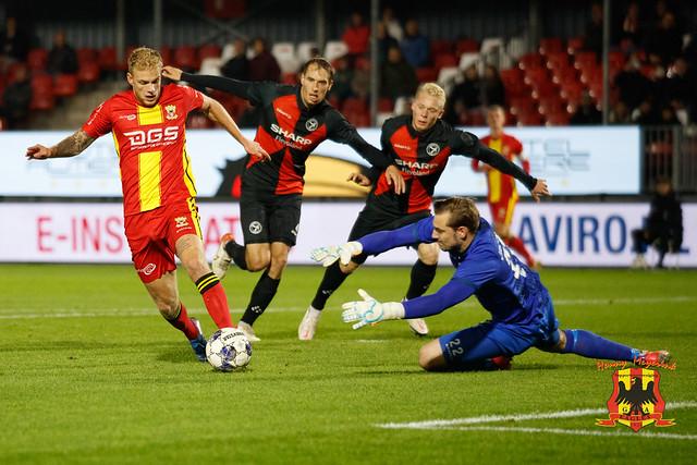 Almere City FC - Go Ahead Eagles 27-10-2021  0-2