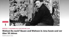 Bauen und Wohnen in Jena heute und vor u00fcber 50 Jahren