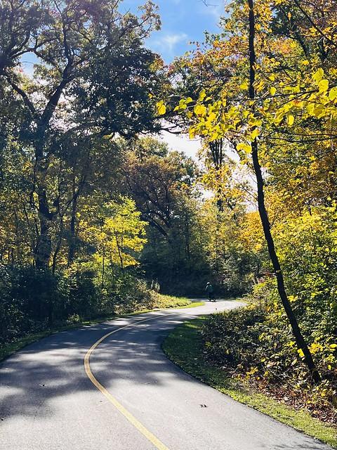 Veteran Memorial bike trail