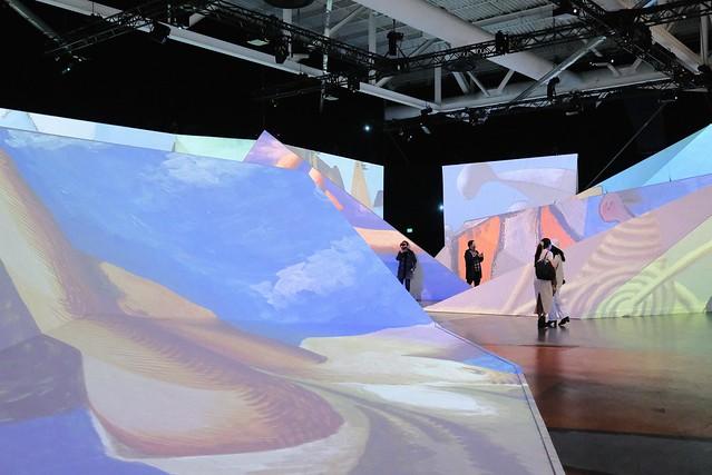 Imagine Picasso: The Immersive Exhibition | Vancouver Convention Centre East